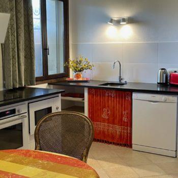 Location appartement pour 4 – La Treille, Casa Favalella