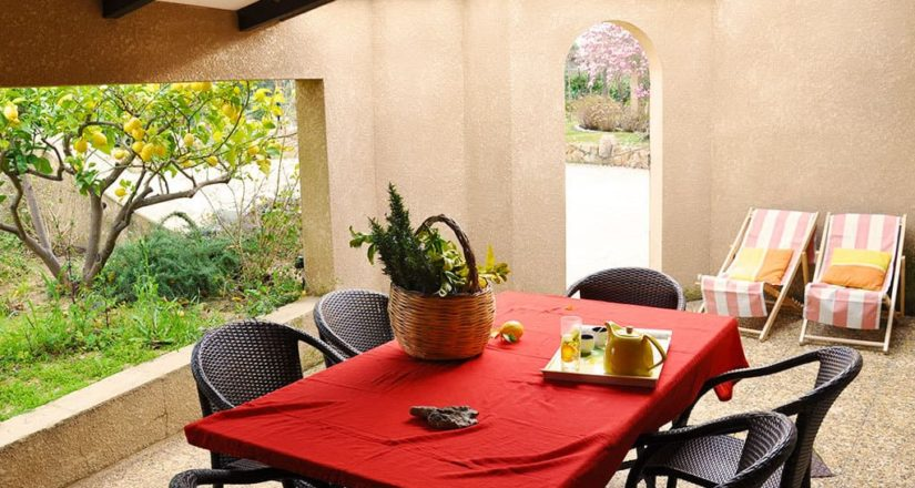 Location mini-villa pour 6 en Corse du Sud – Le Citronnier, Casa Favalella
