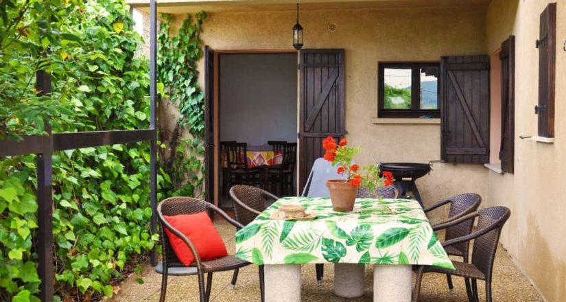 Location appartement pour 4 en Corse du Sud – Le Lierre, Casa Favalella