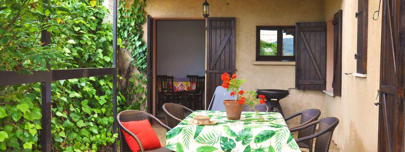Location appartement pour 4 en Corse du Sud - Le Lierre, Casa Favalella