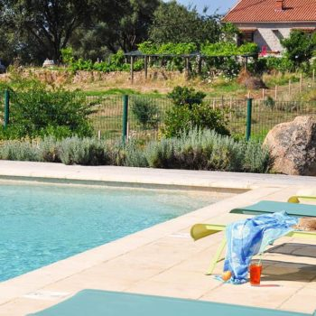 Location de Vacances en Corse du Sud avec Piscine - Casa Favalella