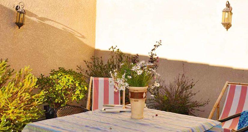 Location duplex pour 4 en Corse du Sud – Le Patio, Casa Favalella