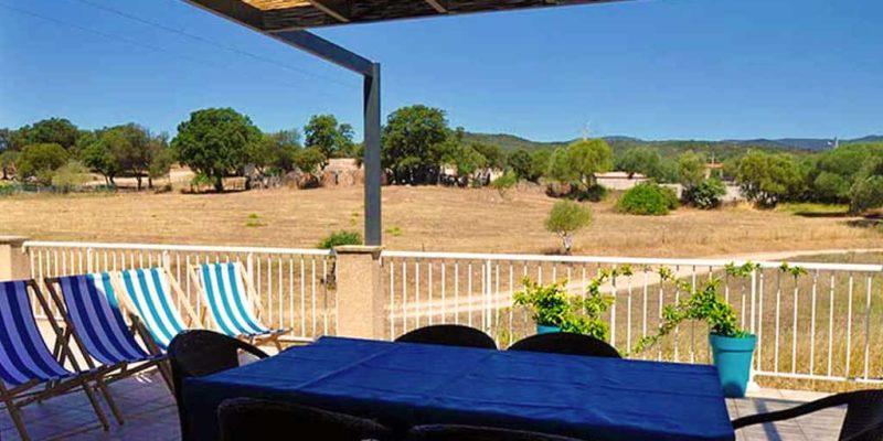 Location duplex pour 6 en Corse du Sud – Le Pietra Rossa, Casa Favalella