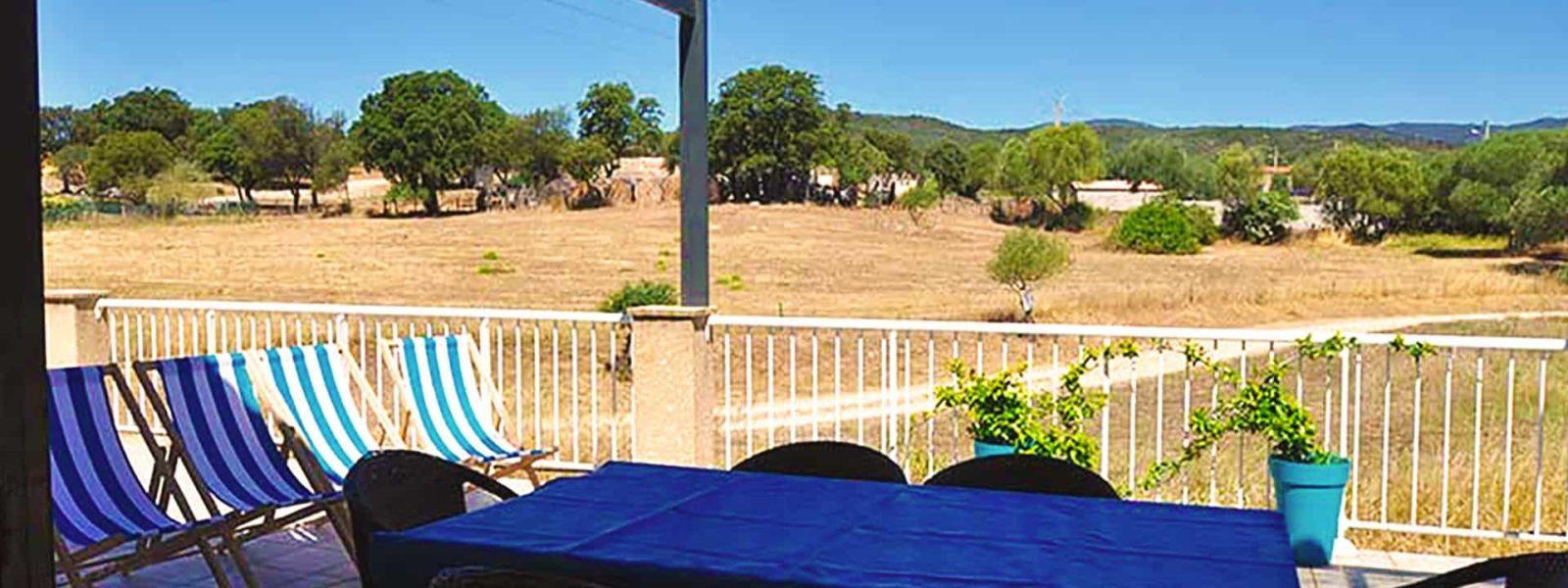 Location duplex pour 6 en Corse du Sud - Le Pietra Rossa, Casa Favalella