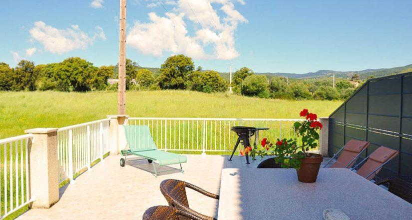 Location duplex pour 6 en Corse du Sud – Le Porto Pollo, Casa Favalella