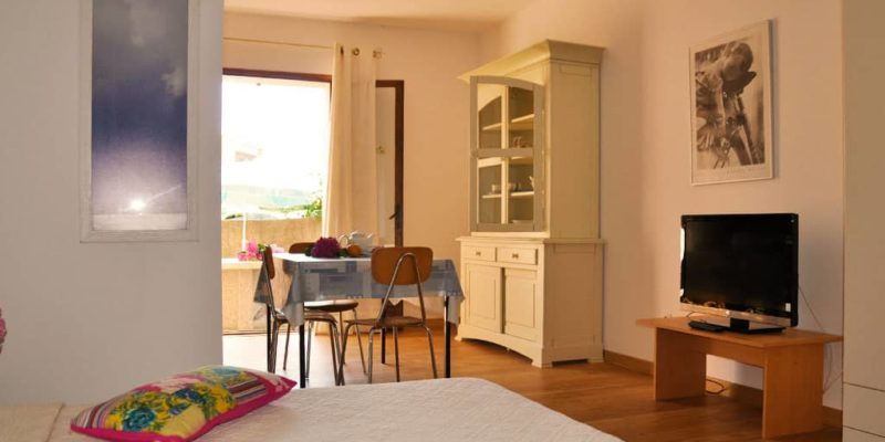 Studio rental for 2 in South Corsica - Le Rosier, Casa Favalella