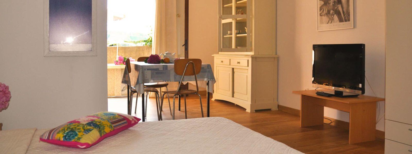 Location studio pour 2 en Corse du Sud - Le Rosier, Casa Favalella