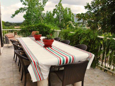 Location duplex pour 8 en Corse du Sud – Le Taravo, Casa Favalella